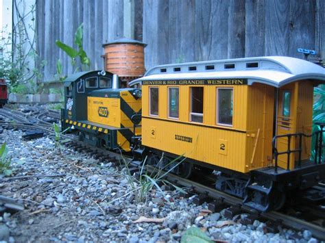 backyard trains large scale and garden railways gt little garden and