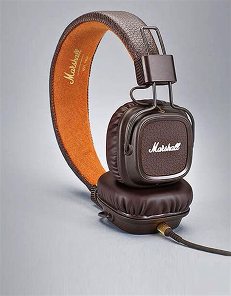 Marshall Major Headphones marshall major ii brown headphones on ear headphones