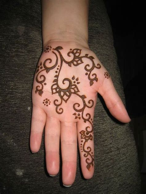 simple henna tattoo step by step henna designs for arabic for easy step by step