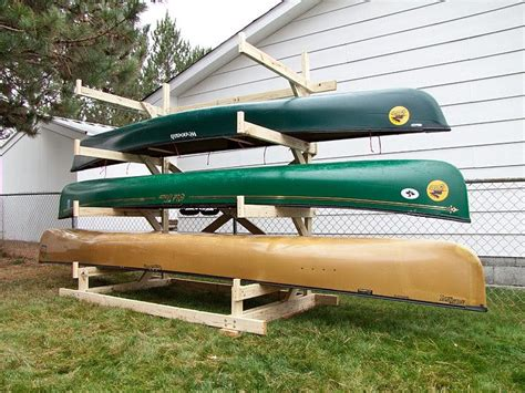 25 best ideas about kayak rack on kayak stand