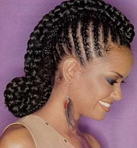 braided weave hairstyles braided hairstyles with weave