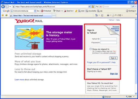 email yahoo hilang cara mengembalikan id dan password yahoo yang hilang