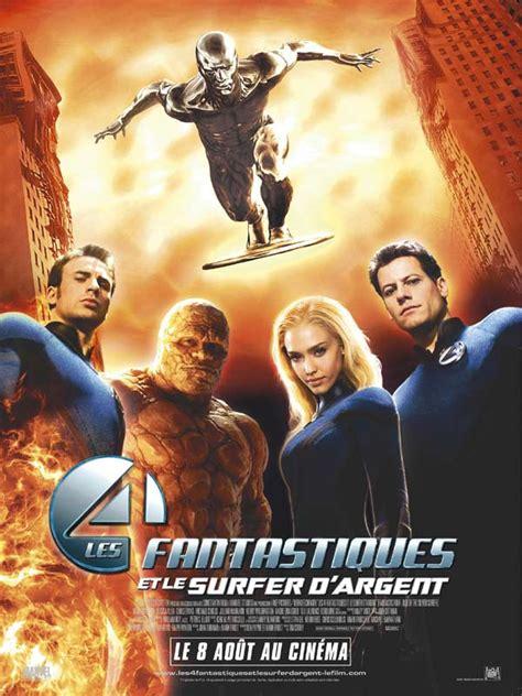 film 2017 fantastique les 4 fantastiques et le surfer d argent film 2007