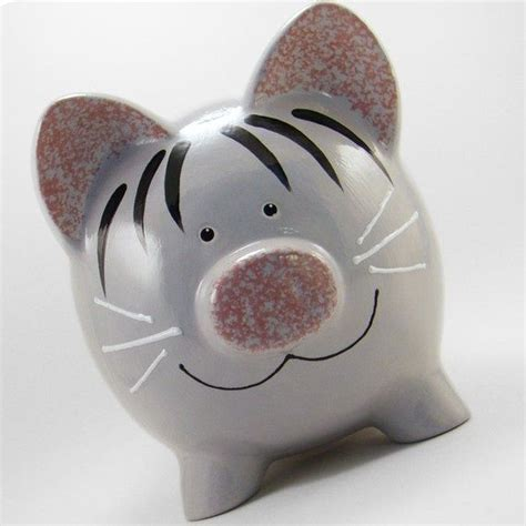 17 Best images about Piggy Banks on Pinterest   Ceramics
