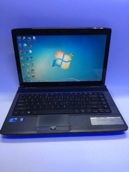 Laptop Acer 4740 I5 Baru jual laptop acer aspire 4740 di lapak computer zone ricky818