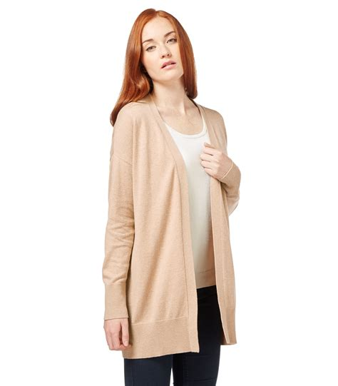 Top Five Essential Cardigans by Woolovers Cardigan Top Haut Chaud Ouvert Femme Cachemire