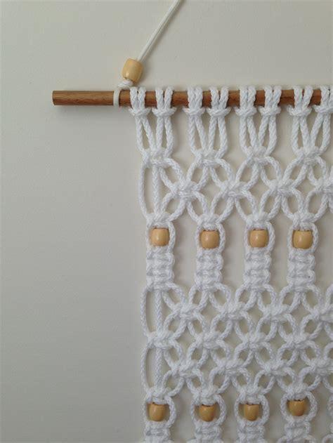 macrame wall hanging macrame home decor modern macrame wall hanging knotted rope wall art retro