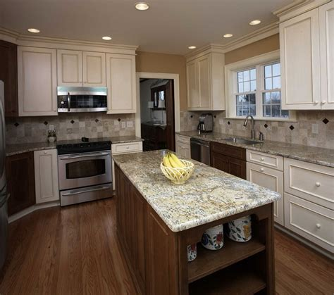 countertop and backsplash combinations home design ideas