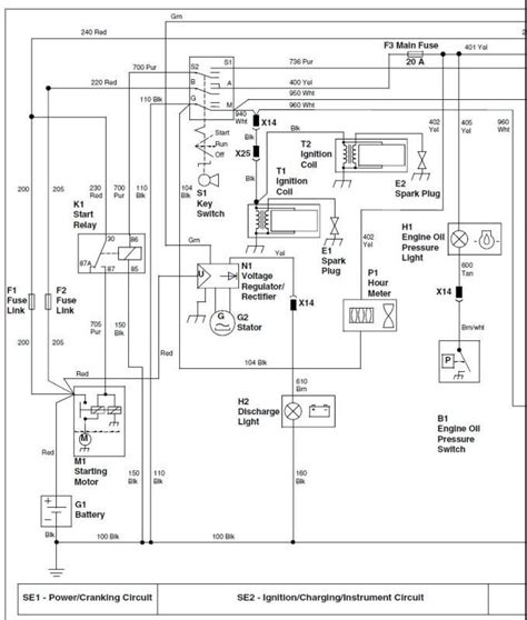 deere 100 wiring diagram wiring diagrams wiring