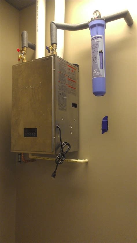 Tankless Water Heater Installation Tankless Water Heater Installation In Bend Plumber Bend