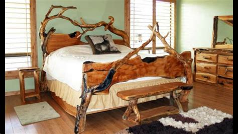 Catchy And Distinct Style Pallet Bed Diy Wooden Pallet Furniture 48 Wood Bed Ideas 2017 Unique Bed Wood Log And Pallet Design Frame 1