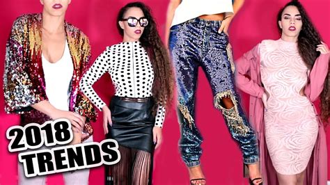 7 Dangerous Fashion Trends by 2018 Fashion Trends 15 Style Tips Trends Tops