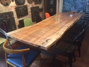 live edge table with glass and poplar burl timber salvabrani live edge poplar dining table algin office furniture