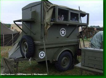 bantam jeep for sale bantam jeep trailer is used for war birds the signal