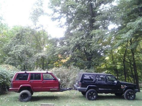 Jeep Grand Trailer 1000 Images About Jeep Awesomeness On Cs