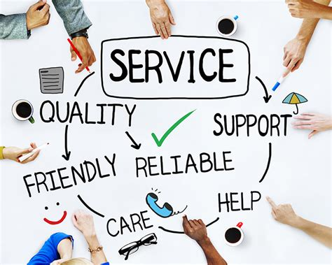how to to be a service how to attain a customer service level richland chamber