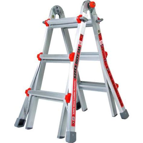 ladder systems duty 11 ft aluminum