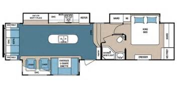 Denali Fifth Wheel Floor Plans by 2014 Denali Fifth Wheel Series M 330rls Floorplan Prices