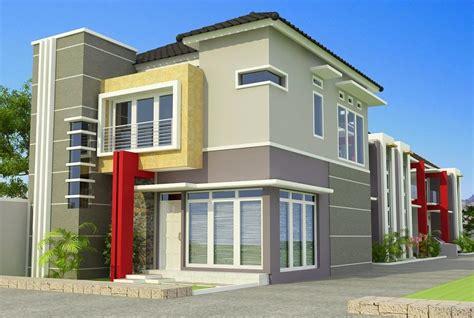 desain cat eksterior rumah eksterior rumah minimalis arearumah com