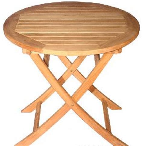 Small Outdoor Folding Table Ate 0040 Teka Small Folding Table Center Picnic Teak Garden Outdoor Furniture Andana