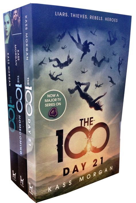 libro kass morgan the 100 kass morgan 100 serie 3 libros juego colecci 243 n la 100 days 21 homecoming ebay