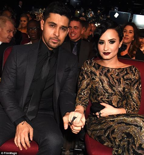 demi lovato et wilmer valderrama wilmer valderrama reveals key to beautiful six year