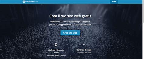 programma per web gratis italiano 10 piattaforme per creare un sito web gratis o un