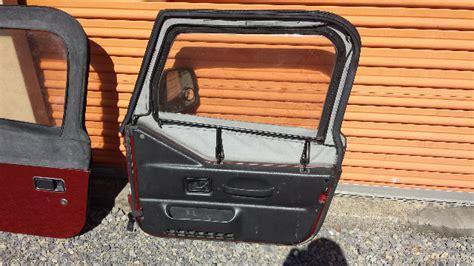 selling jeep wrangler selling jeep wrangler 97 06 half doors sunbury pa area