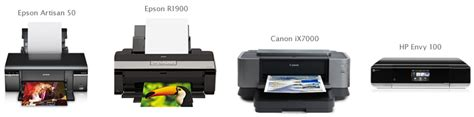 Printer Hp Epson Canon epson artisan 50 inkjet printer in depth printing review