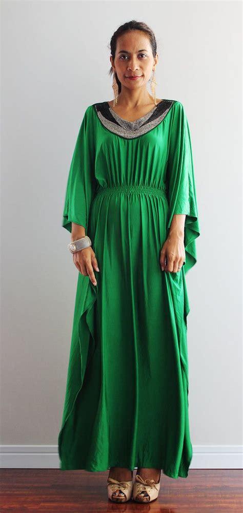 Kaftan Green green kaftan dress kimono butterfly maxi dress