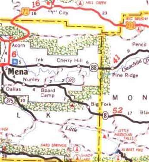 polk county section 8 arkansas highway 370