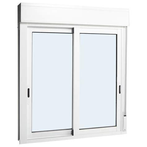 ventanas de aluminio con persianas ventana ventana aluminio 2hojas corredera persiana ref