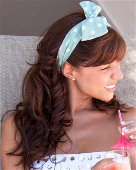 hairstyles wearing hair up 4 ways to wear pin up hair