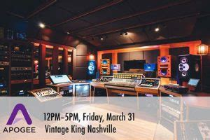 where to buy capacitors in nashville tn join apogee electronics at vintage king in nashville tn apogee electronics