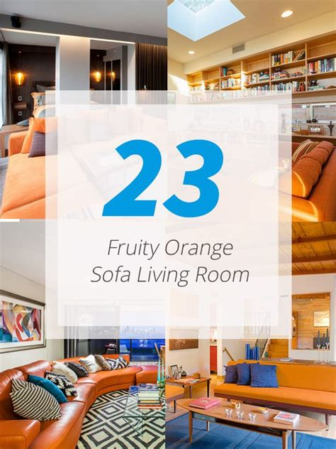 living room with orange sofa best 25 orange sofa ideas on orange sofa
