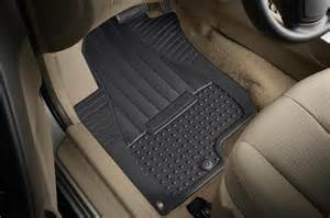 Hyundai Genesis Floor Mats All Weather All Weather Floor Mats Rear Hyundaiparts Net