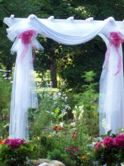 Garden Arch For Wedding Garden Wedding Garden Arch 2056463 Weddbook