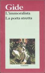 libro by andre gide l immoralista di andr 233 gide recensione libro