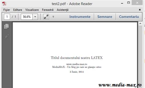 latex tutorial maketitle diacritice 238 n latex și tutorial pentru acesta