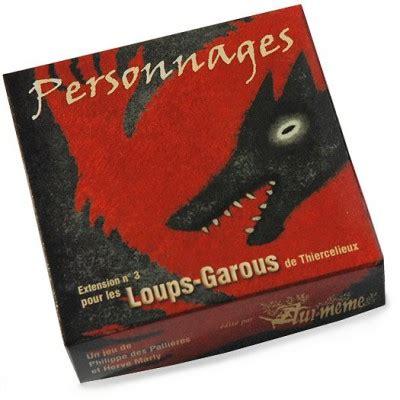 Asmodee Jouet Le Loup by Les Loups Garous De Thiercelieux Nouvelle Lune Jeux Et Jouets Asmod 233 E Avenue Des Jeux