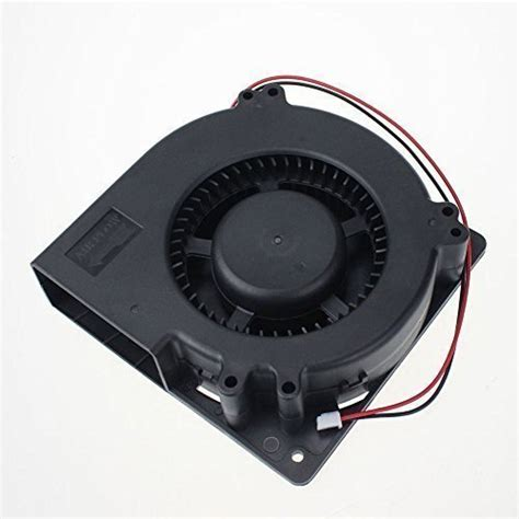 12 volt cooling fan gdstime dc 12 volt 120mm brushless blower cooler cooling