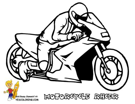 motorcycle coloring pages easy big boss motorcycle coloring super motorcycle free