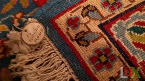 tappeto persiano prezzo tappeto persiano modello kirman azzurro