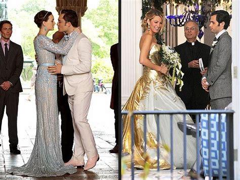 gossip girl serena and dans wedding gossip girl wedding blair and chuck serena and dan xoxo