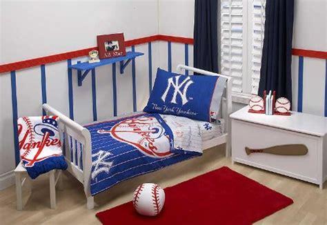 baseball toddler bed toddler bedding major league baseball new york yankees 4