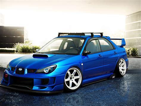 subaru impreza hatchback modified wallpaper subaru impreza the car that tries to impress ya