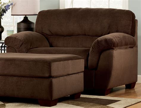 oversized chair with ottoman oversized lounge chair as functional and comfy seater