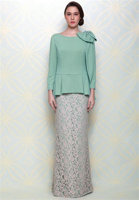 Baju Dress Dans les 332 meilleures images du tableau baju kurung sur