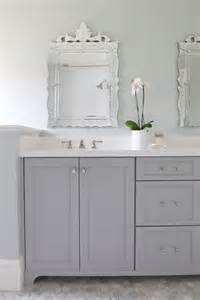 Modern Wall Mounted Vanity The Midway House Guest Bathroom Studio Mcgee