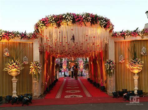 Wedding Decoration   Outdoor Entrance Decoration